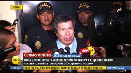 Heriberto Benítez: