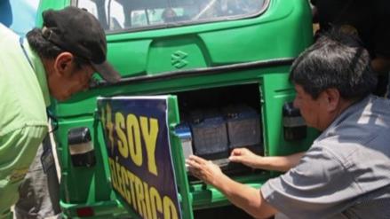 Conoce todo sobre la mototaxi que no contamina en Villa El Salvador