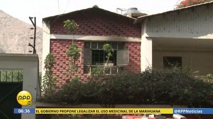 Dos mujeres murieron en el incendio de un centro de rehabilitación
