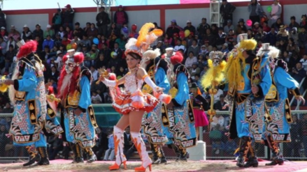 Juliaca: Defensa Civil observa escenarios para concursos por carnavales