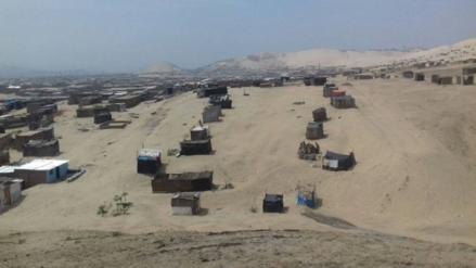 Trujillo: inspeccionan zonas en riesgo de Alto Trujillo