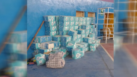 Intervienen cuatro almacenes de Defensa Civil en Caylloma