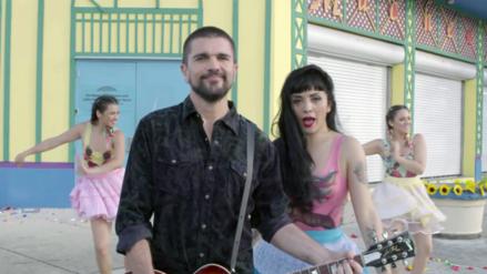 Video | Mon Laferte y Juanes estrenan la cumbia