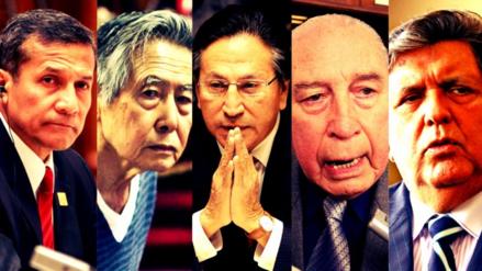 Estos son los abogados de los expresidentes que tienen problemas con la Justicia