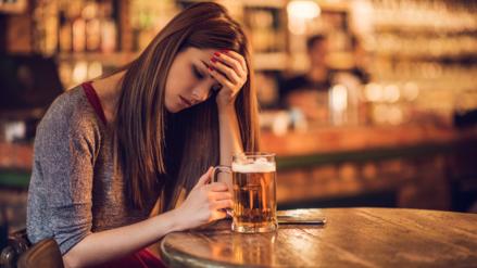 Si quieres olvidar no te dediques al alcohol