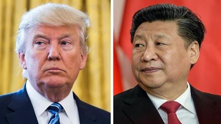 """China resalta la """"muy buena"""" conversación entre Donald Trump y Xi Jinping"""