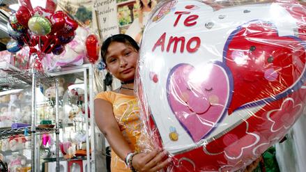 ¿Cuánto gastarán los peruanos por el Día de San Valentín?