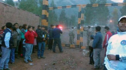 Retiran de morgue de Urcos restos de mayor e integrante de Sucamec - RPP Noticias