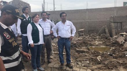 Ministerio de Agricultura destinará 12 millones de soles a Lambayeque por lluvias