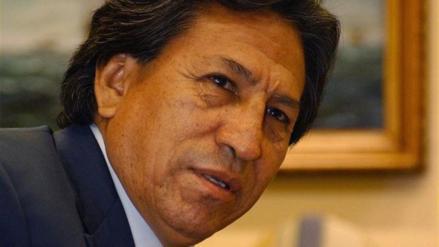 El Congreso le retira beneficios al expresidente Alejandro Toledo