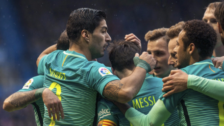 Barcelona aplastó al Alavés con una goleada de 6-0 por LaLiga Santander