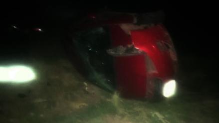 Accidente de tránsito deja un muerto en vía Juliaca - Puno