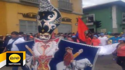 Se inaugura de manera oficial el carnaval cajamarquino 2017
