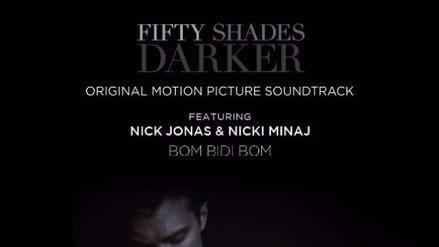Nuevo tema para la película Cincuenta Sombras Más Oscuras