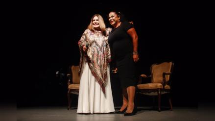 """""""Eva con Libertad"""", la gran noche de Eva Ayllón y Tania Libertad"""