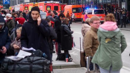 Alarma en el aeropuerto de Hamburgo por escape de sustancia no identificada