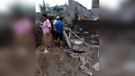 Chancay: Obrero falleció aplastado al colapsar vivienda en construcción