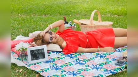 ¡Atrévete y haz un picnic en tu parque!
