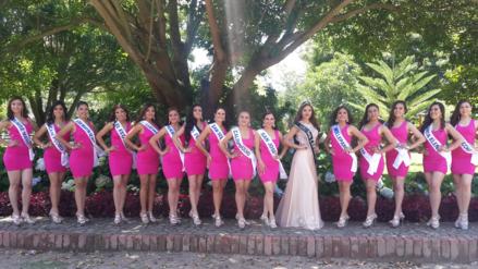 Presentan a candidatas a Señorita Carnaval 2017