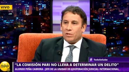 """Fiscal Alonso Peña: """"La historia del caso Odebrecht recién comienza"""""""