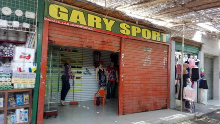 Chimbote: roban 12 mil soles en mercadería de puesto de mercado
