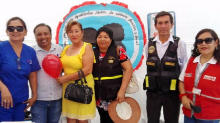Lambayeque se suma a campaña de concientizar contra la violencia familiar