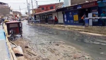 Consejo municipal de Paita denunciará a EPS Grau por contaminación