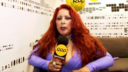 Video | Monique Pardo se recupera de una fractura en su pierna