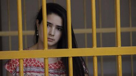 Katiuska del Castillo seguirá presa en el penal de Chiclayo