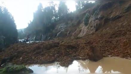 Gran Chimú: caseríos aislados por lluvias en Lucma