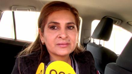 Comisión determinó que congresista Maritza García no culminó secundaria