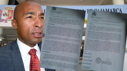 Anulan acuerdos que rechazan pedido de vacancia contra regidor Aleman
