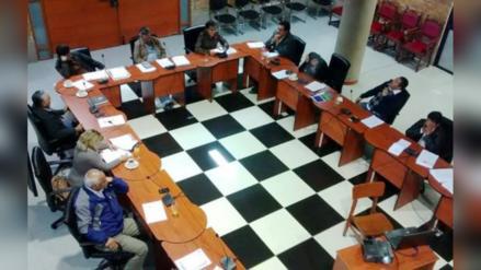 Oposición apelará rechazo de pedido de vacancia de alcalde de Cajamarca