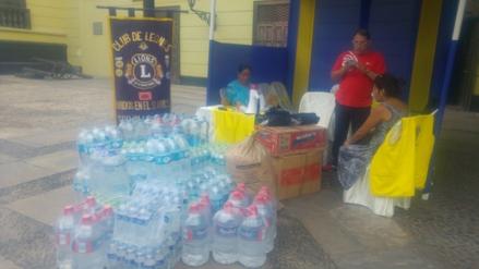 Trujillo: realizan campaña para llevar ayuda damnificados en Chiclayo