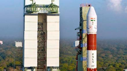 India lanza al espacio la cifra récord de 104 satélites en un solo cohete