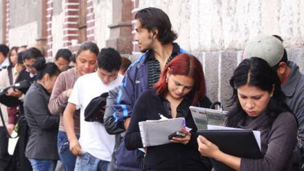 INEI: Crece población subempleada y desempleada en Lima entre noviembre y enero