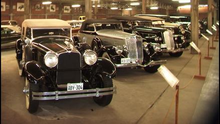 Museo del Automóvil: un lugar para los amantes de los vehículos clásicos