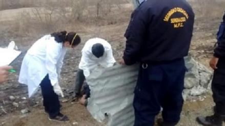 Virú: matan a presunto delincuente con disparo en la cabeza