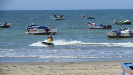Solo cuatro playas son saludables en la región Piura