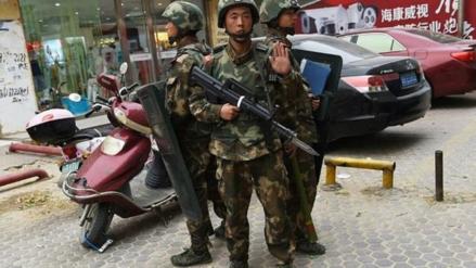 Matan a cuchillazos a cinco personas en China