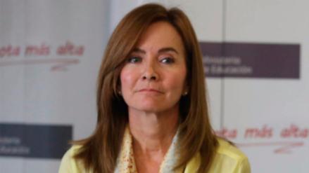 Ministra de Educación inspeccionará colegios de Yurimaguas