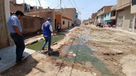 Visitan distrito de JLO para constatar evacuación de aguas anegadas
