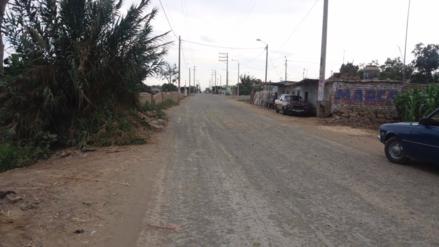 Virú: conflicto por obra vial en manos de Ministerio de Cultura