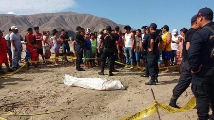 Coishco: mar vara cuerpo de bañista que desapareció en San Valentín