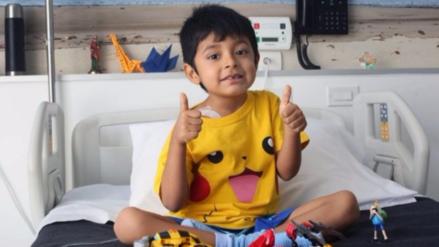 ¡Salvemos a Juanjo!: ponen en venta fotos para ayudar a niño con leucemia