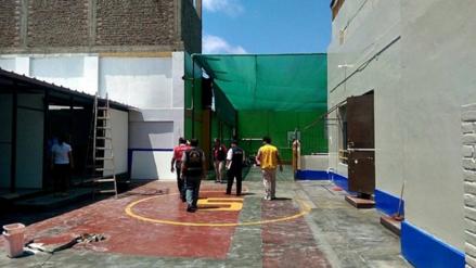 Trujillo: advierten deficiencias en otros cinco colegios del centro histórico