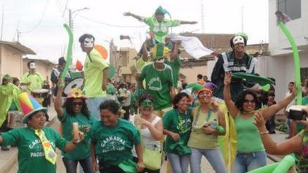 Repartirán 10 mil vasos de chicha de tres cocidas en Carnaval costeño de Pacora
