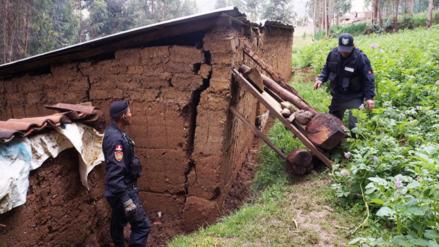 Huancayo: autoridades atendieron emergencias por lluvias