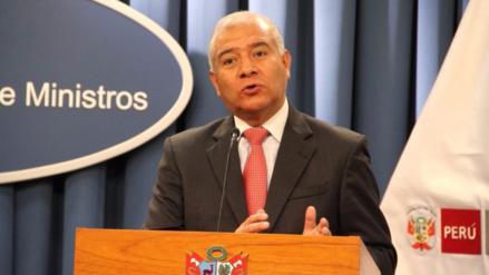 Exministro del Interior de Humala es el nuevo abogado de Nadine Heredia