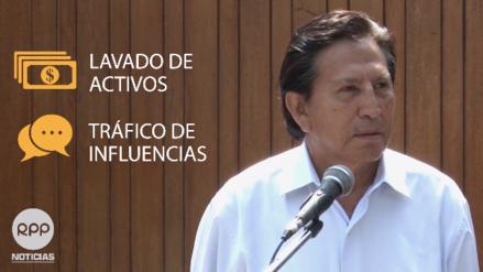 5 claves para entender de qué se le acusa a Alejandro Toledo